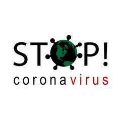 coronavirus 2019-ncov world infographic corona vector image