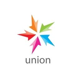 logo union vector image