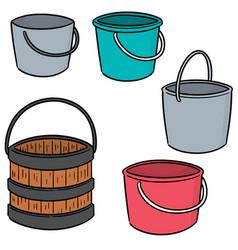 Set of bucket vector
