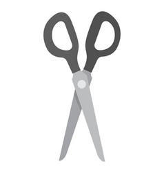 Office personal and business icon scissors vector