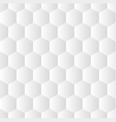 seamless hexagonal pattern background each vector image vector image