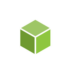 box icon design template isolated vector image