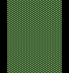 Green texture synthetic fiber geometric seamless b vector image