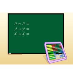 teaching vector image