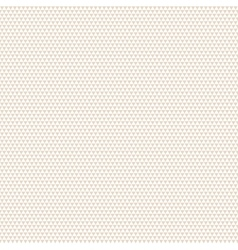 Big seamless gray pattern triangles on white vector
