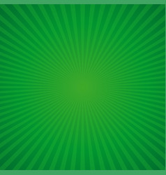 green retro background for st patricks day vector image
