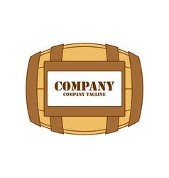 Barrel-Logo-380x400 vector image