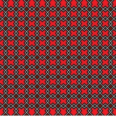 Red Graphic Background vector image