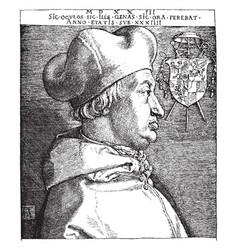 Cardinal albrecht of brandenburg was a cardinal vector