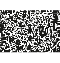 jazz - doodles set vector image