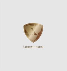 Letter x alphabet logo design template luxury vector