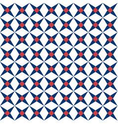 mediterranean seamless pattern ceramic tile vector image