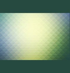 Yellow purple grey rows of triangles background vector