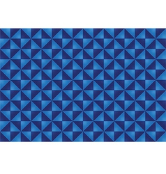 Blue rectangle abstract background vector image vector image