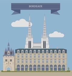 Bordeaux vector