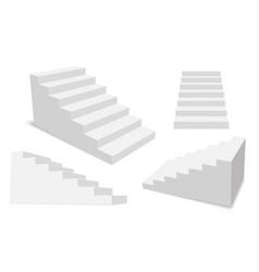 creative of 3d interior vector image