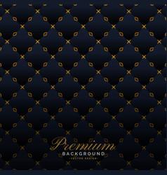 Dark upholstery background premium design vector