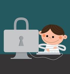 Privacy vector