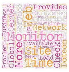 Why Dotcom Monitor Service Is Crucial to e vector