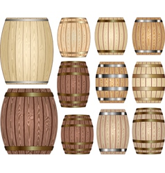Barrel vector