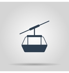 cable icon concept for design vector image