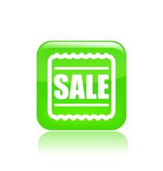 Sale icon vector