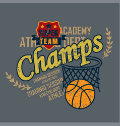 champs vector image