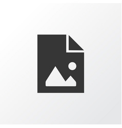 image icon symbol premium quality isolated vector image