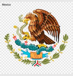 symbol mexico vector image