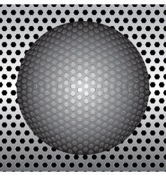 ball vector image vector image