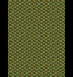 Green weave texture synthetic fiber geometric seam vector