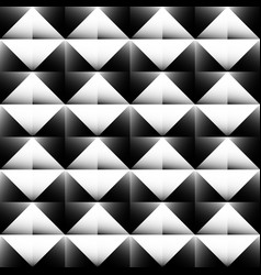 checkered abstract pattern geometric monochrome vector image