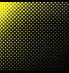 Geometrical halftone circle pattern background vector