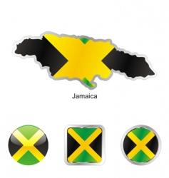 Jamaica vector