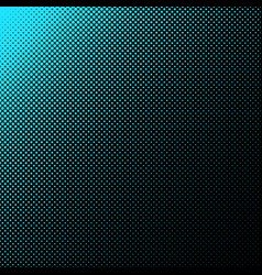 geometrical halftone circle pattern background vector image vector image