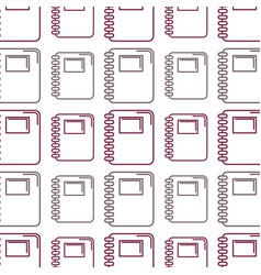 Silhouette rings notebook tool to study and learn vector