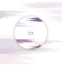 abstract background design watercolor splash vector image
