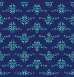 Anchor seamless pattern vector