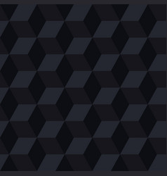 Creative seamless geometric texture abstract dark vector