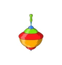 Whirligig icon cartoon style vector image