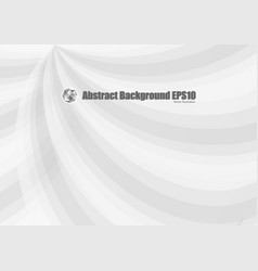 abstract gray curve modern background vector image