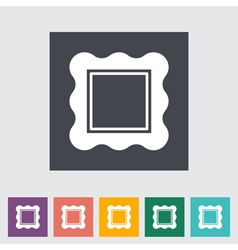 Picture frame vector image