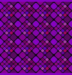 Violet geometrical abstract diagonal square vector
