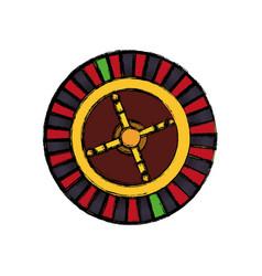 casino and gambling vector image
