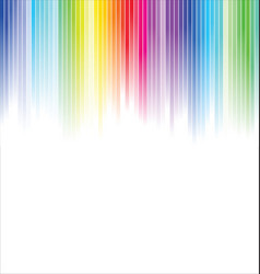 abstract colorful background 2 vector image