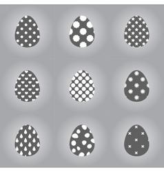 eggsgrad vector image