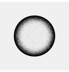 Abstract Circle Badge vector