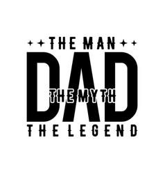 Dad vector