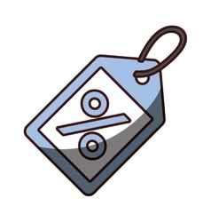 Label or tag icon image vector