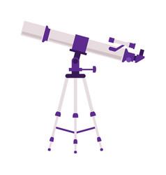 Telescope astronomer optical device for explore vector